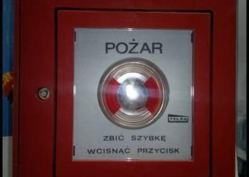 Ręczny ostrzegacz pożarowy ROP-3
