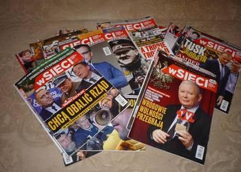 """czasopisma """"W Sieci"""" nowa cena"""