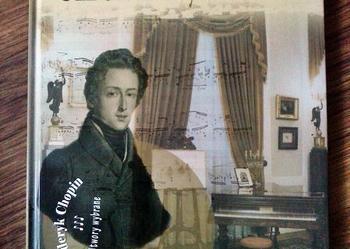Fryderyk Chopin życie i twórczość z płytą CD NOWA