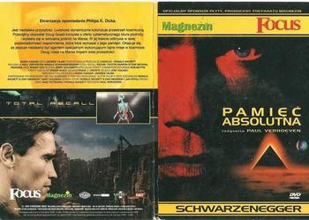 Arnold Schwarzenegger - Pamięć absolutna  TANIO