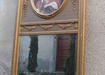 Lustro pałacowe Ludwik XVI
