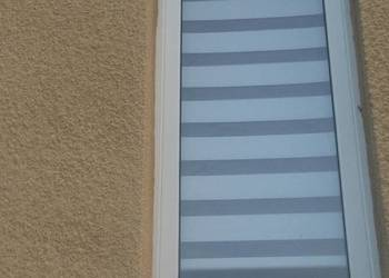 Sprzedam plastikowe białe okna THERMA