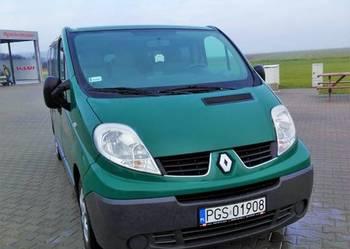 Renault trafic 2.0dci 9-cio osobowy!