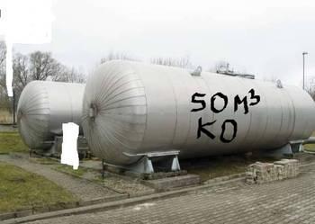 cysterna-zbiornik ze stali kwasoodpornej 50m3
