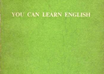 YOU CAN LEARN ENGLISH