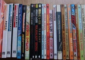 Książki fantastyka i fantasy.