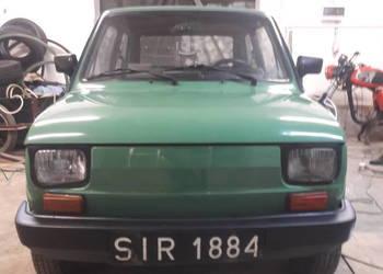 Sprzedam Fiata 126p 1991r. Pierwszy właściciel!!