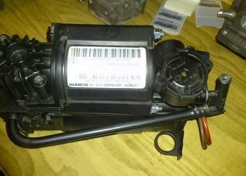 sprezarka kompresor zawieszenia mercedes w220 w211 cls w219