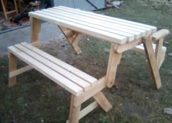 Rozkładana ławka Sprzedajemy Pl