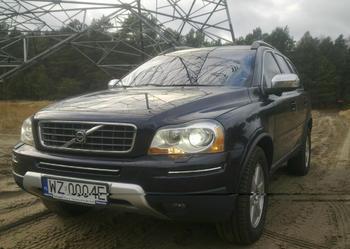 Na sprzedaż: Volvo XC 90 Volvo XC90 (mazowieckie)