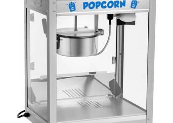 Nowoczesna maszyna do popcornu ze stali szlachetnej 5kg/h