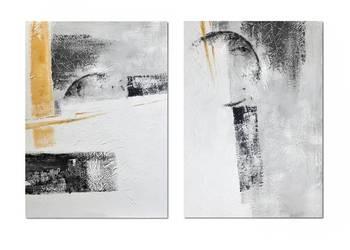 The Arrow 2, abstrakcja, nowoczesny obraz ręcznie malowany