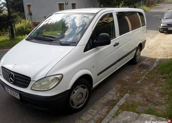 mercedes viano  9 osobowy
