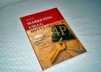 Podręcznik Marketing Usług Hotelarstwa wyd. 2012 - NOWY!