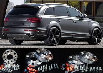 DYSTANSE do Audi Q7 5x130 VW Touareg Cayenne NOWE!sklepFVAT