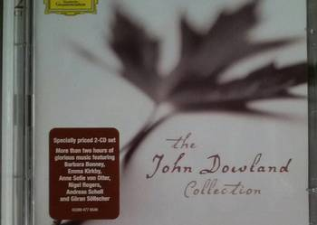 The JOHN DOWLAND Collection - 2CD