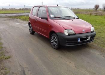 Fiat Seicento 1.1 2002rok Wspomaganie kierwnicy
