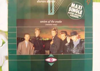 Duran Duran – Union Of The Snake, 1 lp