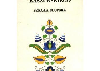 Haft Kaszubski Szkoła Słupska