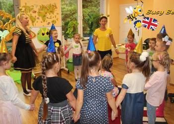 Urodziny dla dzieci w Busy Bee Oświęcim