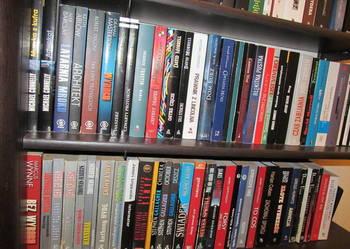Kolekcja literatury - Ponad 100 tytułów! Nowe i używane