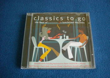 Classics To Go (The Best Classic fm Lunchtime Requests) CD
