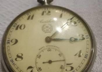 Szwajcarski zegarek kopertowy Cortebert, edycja jubileuszowa