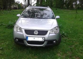 Volkswagen Polo CROSS 2006 rok 1,4 benzyna idealny na sprzedaż  Włoszczowa