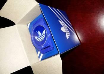 Zegarek sportowy niebieski