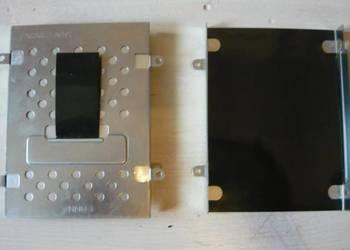 """Ramka koszyk kieszeń na HDD mocowanie dysku laptopa ASUS 17"""""""