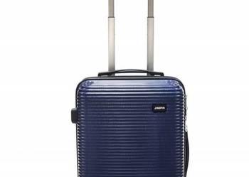 Walizka podróżna kabinowa na kółkach bagaż na prezent święta