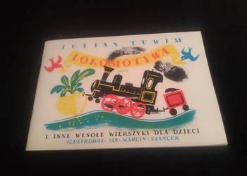 Lokomotywa i inne  wesołe wierszyki dla dzieci-Tuwim