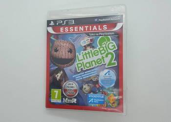 LOMBARDOMAT Gra PS3 Little Big Planet 2 OL 969/2018