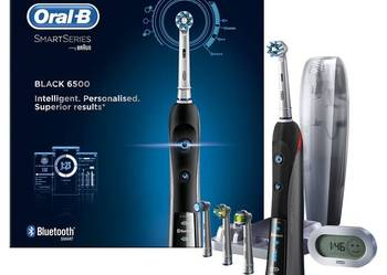 Szczoteczka Braun Oral-B Smart 6500 Black Blutooth