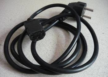 Sprawny w 100% kabel zasilający prądowy do laptopa, komputer