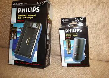 Ładowarka Philips do akumulatorków AA i AAA