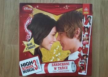 Trefl gra planszowa High School Musical Zakochani w tańcu