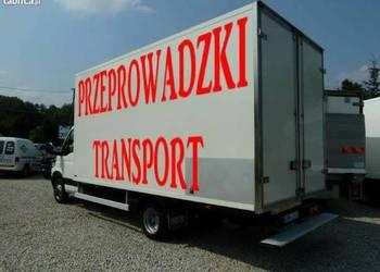 Transport Mebli,BAGAŻÓWKA OD30ZŁ Przeprowadzki A-Z, Wywóz i