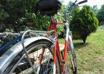 Rower turystyczny , szosowy koła27 cali