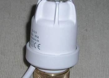głowica siłownik termiczny NC 120N wytrzymały 230V