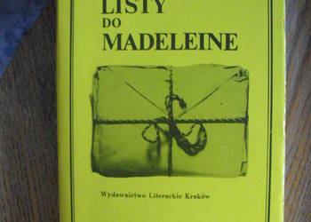 Listy do Madeleine - Guillaume Apollinaire
