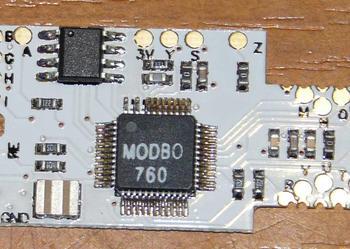MODBO 760 moduł elektroniczny do konsoli PS2 modbo naprawa konsoli PS2 PSX PSP