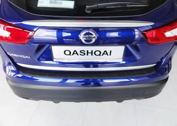 Listwa Nakładka na zderzak Nissan Qashqai II