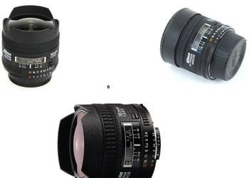 Nikon AF NIKKOR 16mm f/2.8D Fisheye, Gwarancja 24m