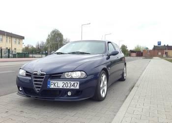 Alfa Romeo 156 FL 1,9 JTD 150 KM /6biegów/ zadbana/ pewna/