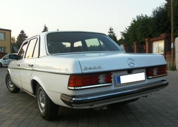 Mercedes w 123 zamiana