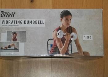 OKAZJA! Hantel elektroniczny fitness z wibracją