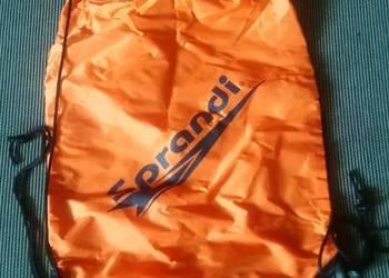 Plecak worek Sprandi pomarańczowy