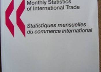 Monthly Statistics of International Trade 2008/4 - po angiel