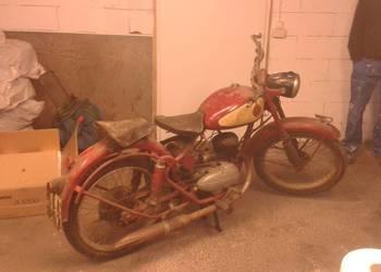 zabytkowy motocykl NV 20 BLIXT jak dkw zundapp nsu